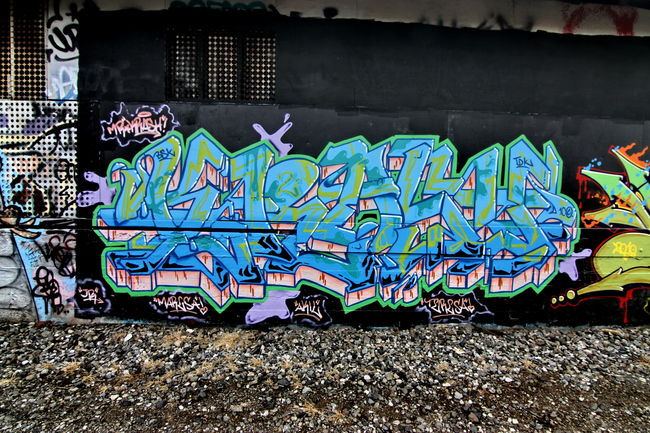 Piece Par Krash - Oakland (CA)