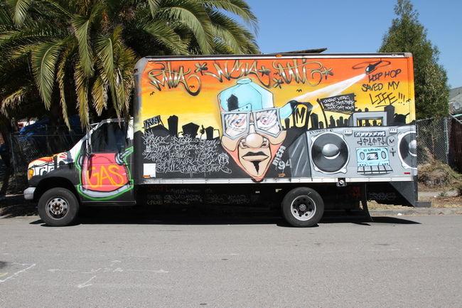 Piece Par Mace - Oakland (CA)
