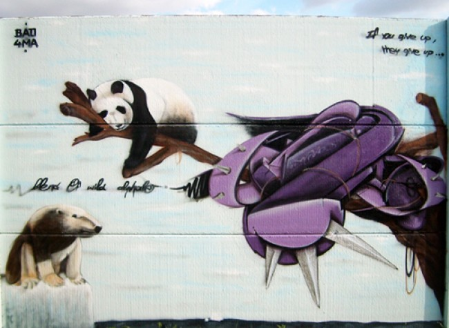 Big Walls By Bowa - Dunkirk (France)