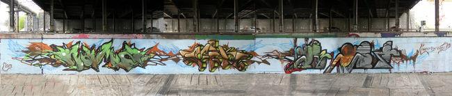 Fresques Par Frost, Cik, Nam 2 - Kiev (Ukraine)