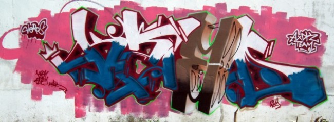 Piece By Kzed - Amiens (France)