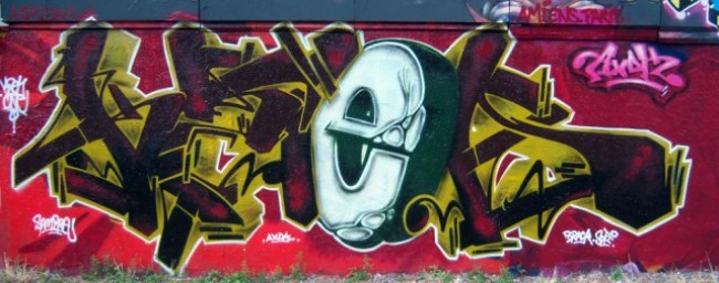Piece By Kzed - Paris (France)