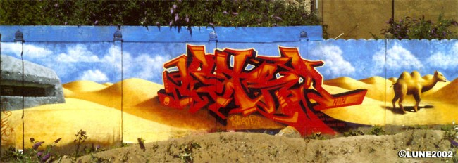 Fresques Par Lune - Rennes (France)