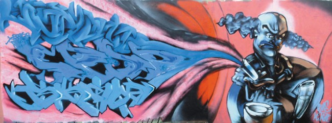 Piece By Skam81 - Toulouse (France)