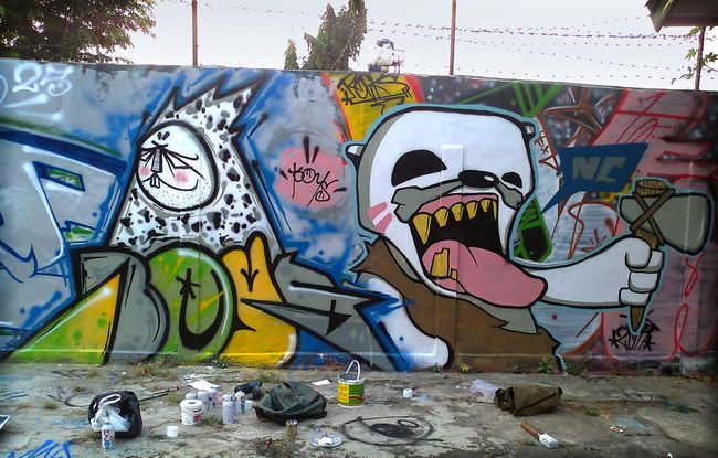 Personnages Par Nc (thepickwick), Mustboys - Jakarta (Indonesie)