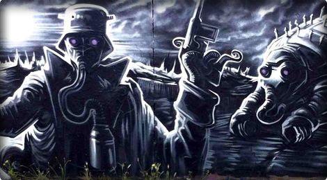 Chelmsford royaume uni street art et graffiti fatcap for 3 kitchener street leeds