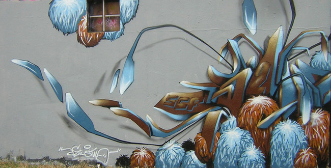 Piece By Astustwo - Perpignan (France)