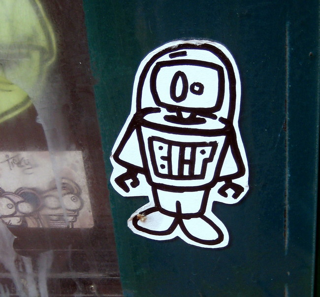 Street Art By Blip - Philadelphia (PA)