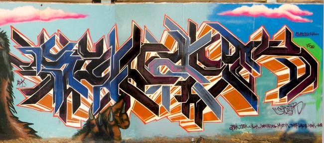 Piece Par Spooz - Barcelone (Espagne)
