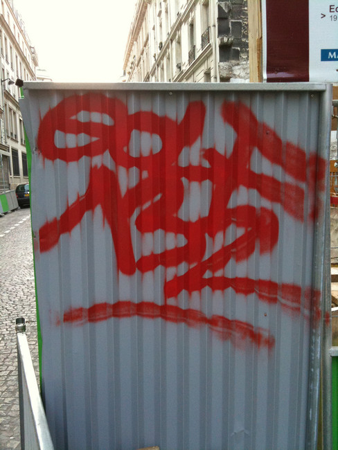 Tags Par Golf  - Paris (France)