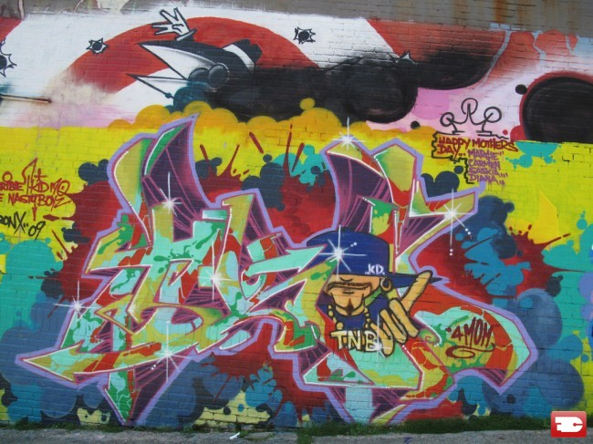 Piece By T-kid - New York City (NY)