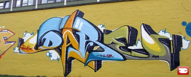 Piece Par Dare - Copenhague (Danemark)
