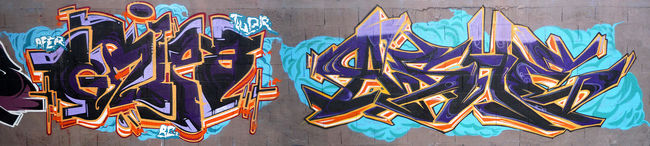 Piece Par Asher - Nantes (France)