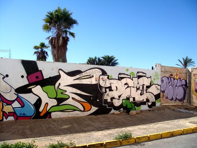 Personnages Par Sozy, Dems - Elx (Espagne)
