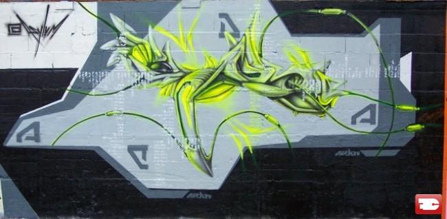 Piece Par Hofusek - Dijon (France)