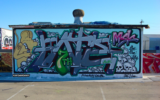 Piece Par Fate - Los Angeles (CA)