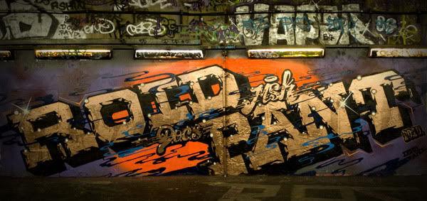 Piece Par Roid, Pant - Leeds (Royaume Uni)