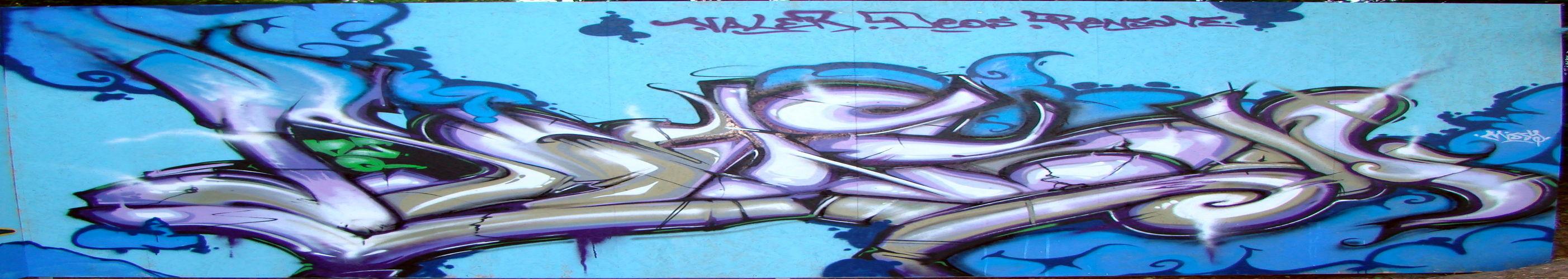 Fresques par rensone haguenau france street art et - 4 murs haguenau ...