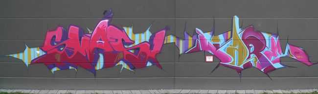 Piece Par Dare, Smash137 - Bale (Suisse)