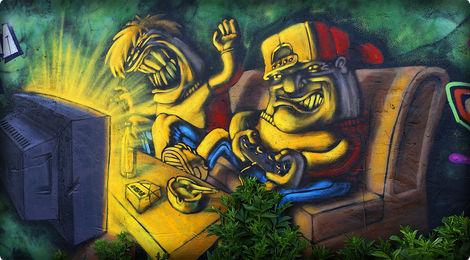 les artistes de rennes street art et graffiti fatcap. Black Bedroom Furniture Sets. Home Design Ideas