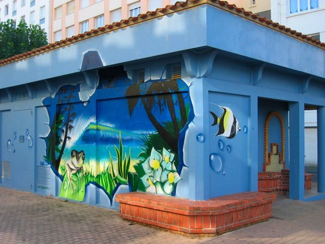Big Walls By Feustay  - Les Sables-d'Olonne (France)