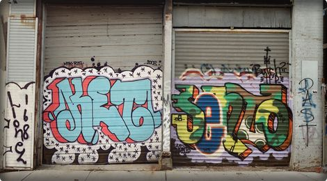 Sento Graffiti Book   Senses Lost