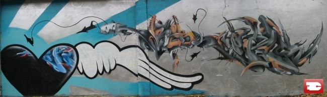 Fresques Par Rezo, Webs - Nantes (France)