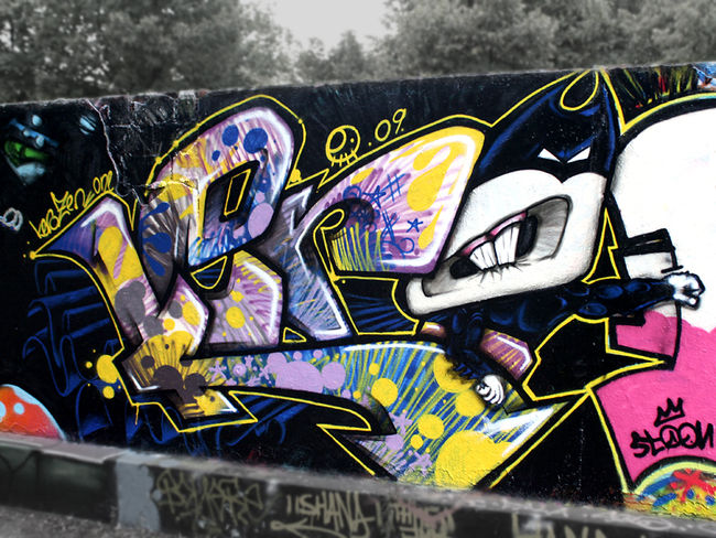 Piece By Kerozener - Paris (France)