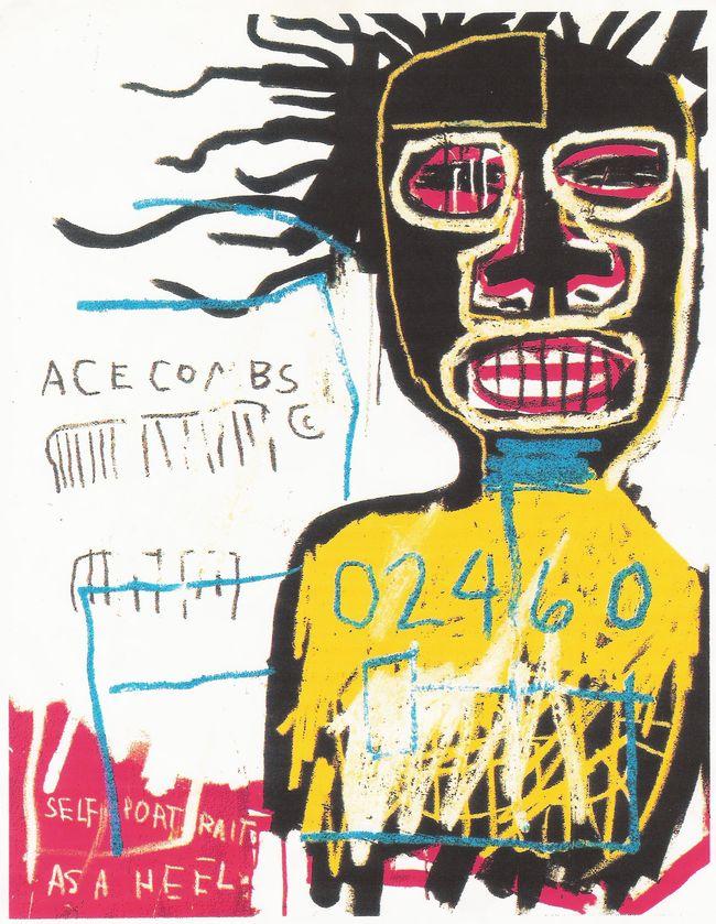 Street Art By Jean Michel Basquiat - New York City (NY ...