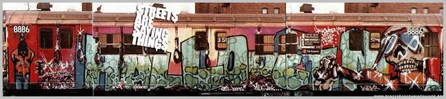 Piece By Erni Vales - New York City (NY)