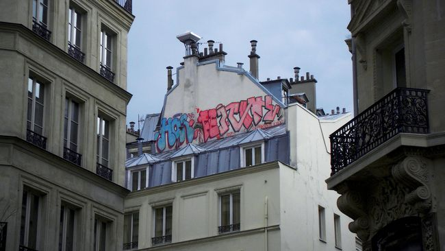Piece Par Horfe, Ikone - Paris (France)