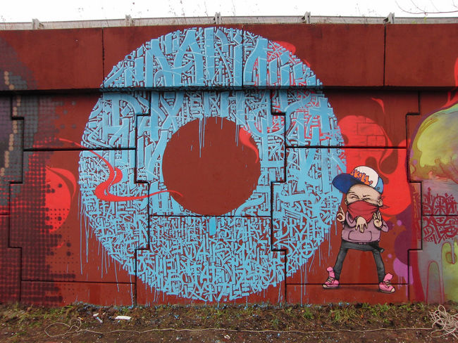 Tags Par Sowat - Massy (France)