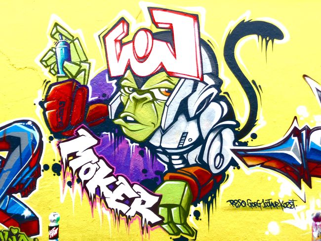 Characters By Dash - Paris (France)