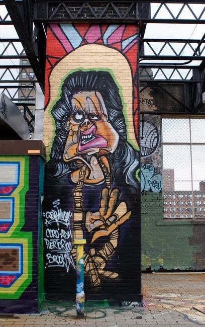 Personnages Par Rimx - New York City (NY)