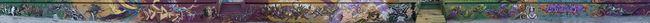 Fresques Par Esper, Defco, Toux, Kouka, Djalouz, Pesca, Reiz, Raphe, Rash, Twist, La Mouche, Aouta, Dey, Shupa, Orest, Skripte - Paris (France)
