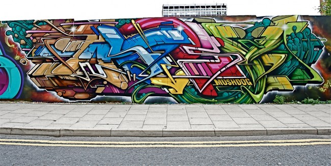 Piece By Odisy - Brighton (United Kingdom)