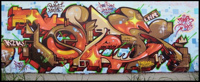Piece By Taer - Ivry-la-Bataille (France)