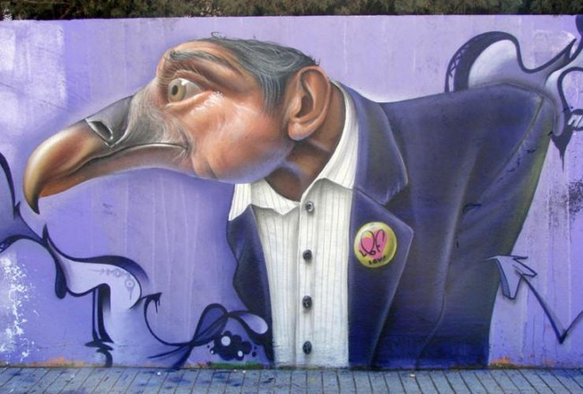 Belin artwork street art