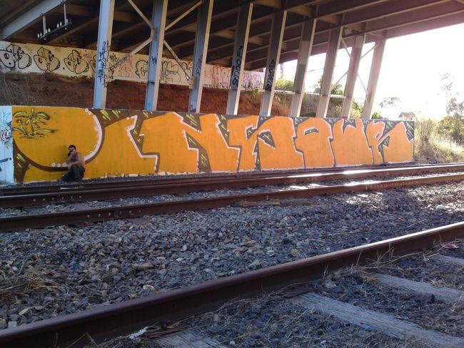 Fresques Par Inz, Sour - Sydney (Australie)